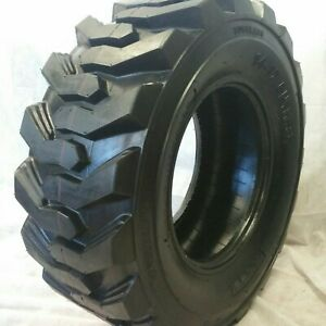 4 tires 14x17 5 Sks 16 Ply Road Crew Skid Steer Tires 14 17 5 For Bobcat 14175