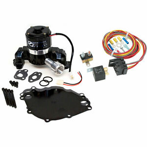 Prw 4430217k Electric Water Pump Relay Kit Small Block Ford 302 351w Right Inl