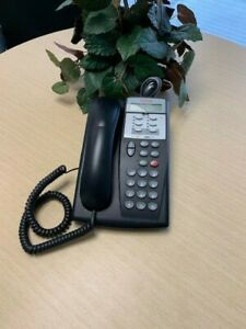 Avaya Partner 6d Series Ii Black Phone