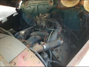 1940 Cadillac Lasalle Engine And Transmission