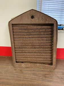 Vintage 1920 s Essex Car Grill Rat Rod 1020