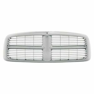 New Ch1200271 Front Grille Assembly Chrome For Dodge Ram 1500 2003 2005