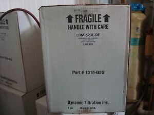Sodick Wire Edm Filter 1318 b5s Manufactured By Dynamic Filtrations Inc