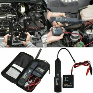 Digital Car Circuit Scanner Diagnostic Tool Tester Cable Wire Short Open Finder