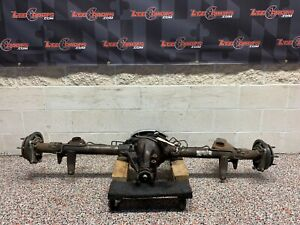 1999 Pontiac Firebird Trans Am Oem M T Rear End Rear Differential