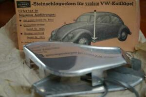 Nos Vintage Volkswagen German Albert Fender Chip Gravel Guards Vw Bug Beetle