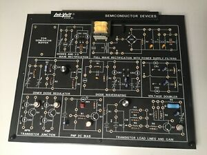 Lab volt Devices Boards Many To Choose From 91005 20 91001 20 91003 20 More