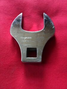 Snap On 1 2 Drive 1 5 16 Open End Crowfoot Wrench Sco42
