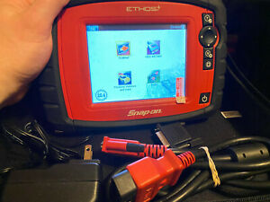 Snap On Ethos Plus Diagnostic Scanner Usa Asian Euro 20 4 2020 Eesc319 Snapon Us