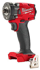 Milwaukee 2855 20 M18 Fuel1 2 Compact Impact Wrench W Friction Ring Bare Tool