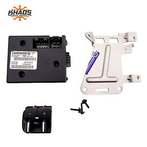 16 18 19 Classic Ram Integrated Trailer Brake Control Module Oem Complete Kit