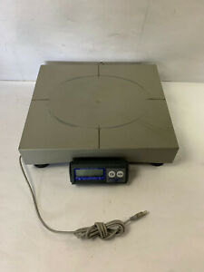 Mettler Toledo Plastic Top Ps3l Series Shipping Bench Scale Powered Usb W Power