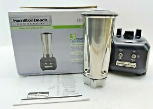 Hamilton Beach Rio Bar Blender Hbb250s ce 1 2 Hp Motor 220v Free Shipping