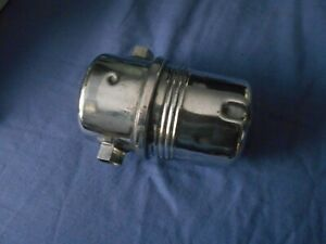 1957 Ford T Bird Chrome 2x4 E Type Dual Quad Supercharged 312 Fuel Filter