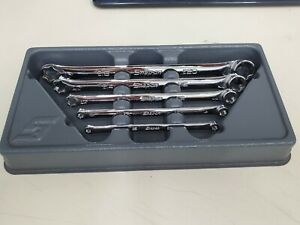 Snap On Etx705 5 Piece Torx Double Box Wrench Set Usa Free Ship