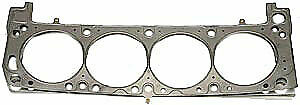 Cometic Gaskets C5871 070 Cylinder Head Gasket Ford 351c 351m 400 Bore 4 100 Co