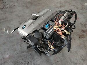 2006 2008 E85 E86 Bmw Z4 Engine Longblock Assembly N52 3 0i 3 0si Oem 94k