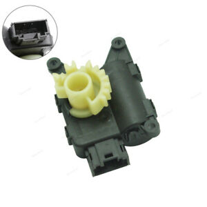 Air Heater Vent Recirculation Flap Motor Fit For Vw Jetta Mk5 Mk6 1kd907511b New