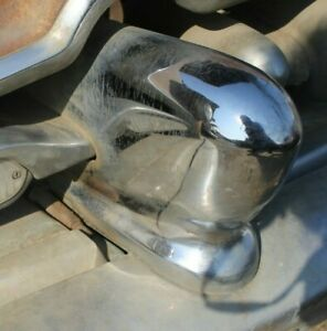 1955 Desoto Right Tooth Guard Bumper Nice Of