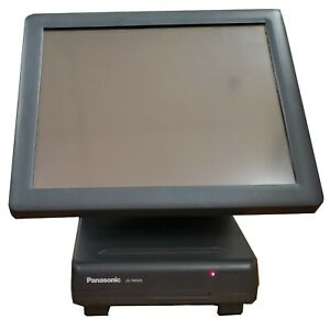 Panasonic Js 790ws Pos 15in Touchscreen Register With Embedded Windows