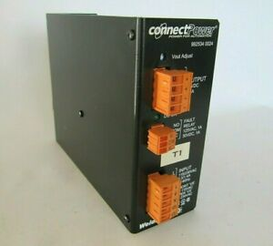 Weidmuller Connectpower 24vdc Power Supply 6 5a 9925340024