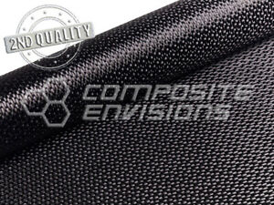 2nd Quality Carbon Fiber Fabric 4 Hs 3k 5 5oz 186gsm Toray T300 With Tracers 50
