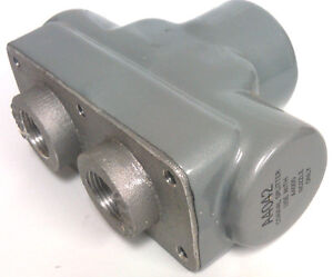 Emco Wheaton A4042 001 Coaxial Splitter For A4005 Nozzle Only