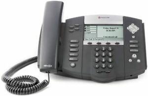 Polycom Soundpoint Ip 560 Sip Office Telephone Pre owned