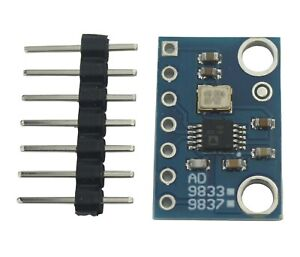 Ad9833 Sine Square Wave Dds Signal Generator Programmable Serial Module
