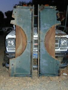 48 49 50 51 52 1948 1949 1950 1951 1952 Dodge Truck B Series Short Bed Low Sides