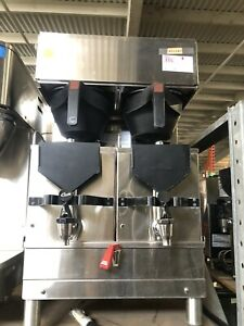 Coffee Brewer 220v Curtis Double