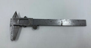 Vintage Machinist Calipers Steelcraft Germany