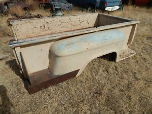 Oem 1958 1959 Chevrolet Truck Bed shipping Available