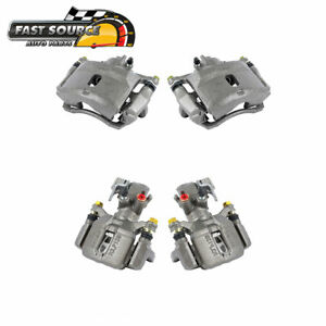 For 1999 2000 Honda Civic Si Coupe 1 6l Front And Rear Brake Calipers