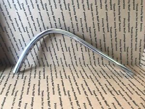 1959 1960 Cadillac Windshield Trim Right Side Very Nice Chrome