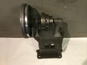 South Bend 9 10k Lathe Headstock 3 Step Flat Belt Pulley Countershaft Assembly