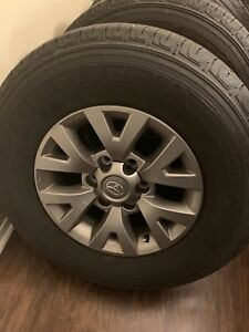 Toyota Tacoma Set Of 4 16 Wheels And Tires Oem