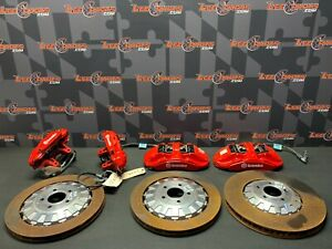 2019 Ford Mustang Gt350r Oem Brembo Brake Calipers