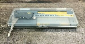 Fowler Sylvac Inductive System pat Mod S 235 Pat In Original Case untested