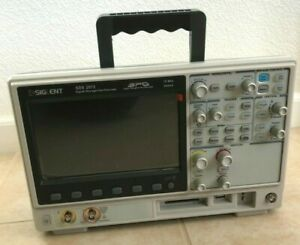 Siglent Sds2072 2 Channel Dso With 70 Mhz Bandwidth Oscilloscope