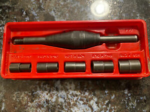 Vintage Snap On Tools 7 Piece Clutch Alignment Set A145 Ships Free