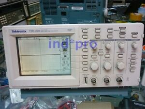 For Used Tektronix Tds220 Digital Oscilloscope Tektronix Tds 220