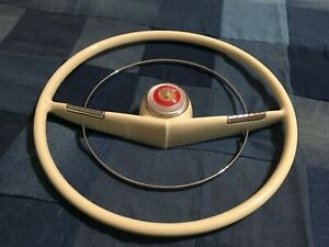 1949 Mercury Accessory Steering Wheel