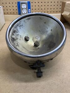 Vintage Ford Two Lite Headlight Bucket Beautiful Condition