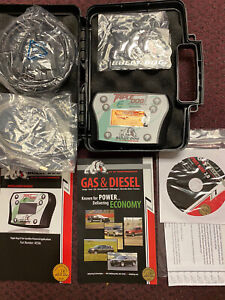 Bully Dog 40506 Triple Dog E3 Gas Downloader New With Case