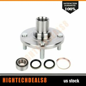 Front Left Or Rh Side Wheel Bearing And Hub Assembly For Toyota Corolla 88 02