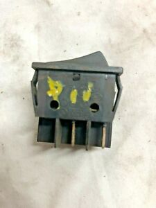 Hunter Alignment Machine T120 125v 4 Pin On Off Switch P214