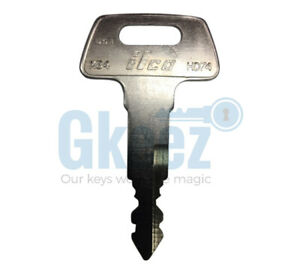 Honda Motorcycle Replacement Keys Series A51 A99 Made By Gkeez