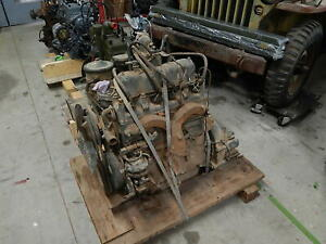 Willys M38a1 F134 Crate Engine