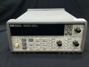 Hp_53131a 225 Mhz Universal Frequency Counter 1863 _q